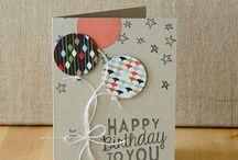 Cards / by Rebekah Schrepfer