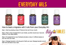 Essential oil remedies / by Becky Lohman