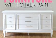 Chalk Paint / by Megan Berry