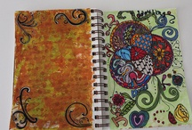 Art Journal / by AJ (TheQuiltingPot)