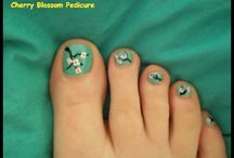 Pedi toes / by Kristie Orchard-Lindblom
