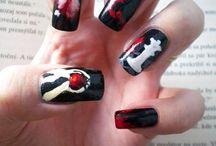 Fun Fingernails / by Mary Hawes