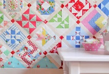 Farmer's Wife Quilts / gonna start farming again / by Erin @ Why Not Sew?