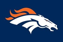 Denver Broncos / by Melissa Sickels