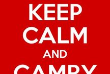 Keep Calm and... / by Toyota of Watertown
