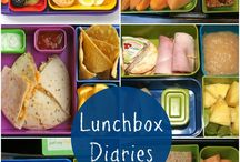 Kid lunches / by Amber Riley Adams