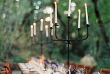 Tablescape heaven / by Kirsten Nieman @ Restored Style