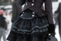 Lolita fashion / by Textiles and Design