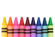 Crayons / by Diana Colby