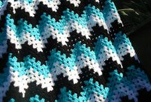 crochet ideas / by Amy Hoffenberg