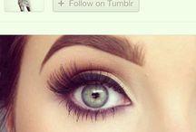 Eye Makeup / by Lupita Salas-Reyna