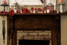 Mantel Decor Ideas / by Lianna Knight