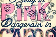 Pink Camo♥ / by Kristen Mize
