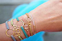 DIY jewelry / by Mandy Akers