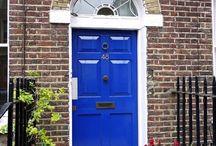Front Door Colour / by Online Interior Design