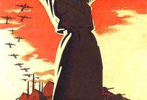 Propaganda Posters / by Asif