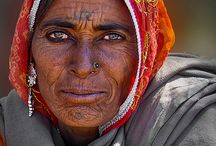 ~ The Human Face ~ / Beauty in all forms  / by Turtle Shoaf