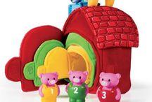 Holiday Gifts for Kids! / by Herding Kats In Kindergarten