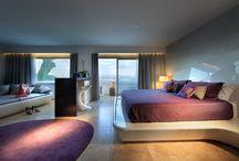 Ushuaïa - The Tower / by Ushuaia Ibiza Beach Hotel