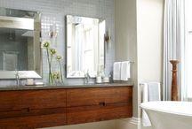 bathroom remodel / by Ellie McCarter