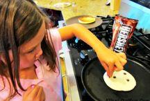 Recipes For Kids ~ AThriftyMom.Com / by A Thrifty Mom