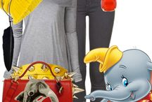Disney Clothes And Such / by Holly Plake