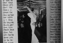 Wedding ideas / by Casey Valerio Barteck