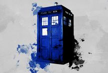 Doctor Who / by Debbie McBee