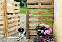 Pallets / by Cindy Ford