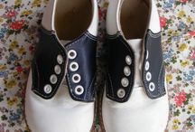 Toddler Saddle Shoes / by susan campbell