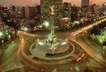 Ciudad de México / by Alejandra Avila Guillén