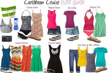 Vacation outfits / by Christi Jaime