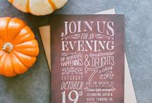 Invitation Designs / #Holidays #Events #Design #Inspiration / by Charlotte Print