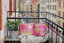 ~Balcony~ / by Serendipity