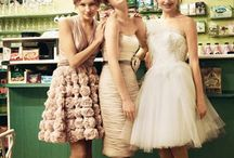 Adorable Bridesmaids / by The Princess Bridal (PrincessBridal3)