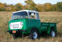 FC-150/170 / by Kaiser Willys Auto Supply