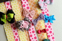 Baby Headband and Bow Holders / by Jenny Leigh