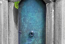 Doors / by Patricia Viets