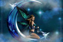 Fairies / by Jacqui Jellis