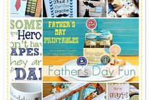 Fathers day / by Karrie Douglas