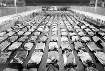 Spanish Influenza Research / Articles and information I compiled on Spanish Influenza while researching for a novel. / by Deborah Goschy