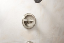 Shower Chic / Take your shower from basic to beautiful with these alluring pieces.  / by Signature Hardware