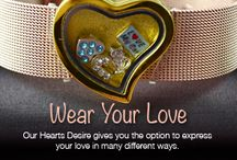 www.ourheartsdesire.com/jenn / Our Hearts Desire- Personalized Love Lockets / by Jennie Waldrop