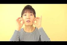 Cheeks / Face Yoga poses for the cheek area. Have that younger looking cheeks with the Face Yoga Method. / by Face Yoga Method
