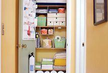 Organization / by Katie Sikstrom