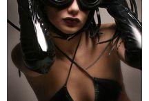 Cyberpunk-steampunk and goth / by Jeffrey Rudinsky Sr.