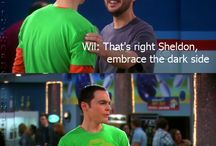 The Big Bang Theory / by Donna Cruze
