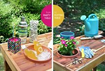 Summertime Fun  / DIY ideas for your entertaining and outdoor spaces for Summer time fun!  / by 3MDIY