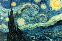 Van Gogh / by Beth Hill