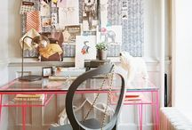 Home Office / by Kassandra Camponi